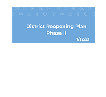 January 12, 2021 - Hybrid Remote Learning Phase II Presentation