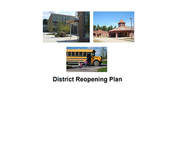January 12, 2021 - District Reopening Plans: Phase II Update